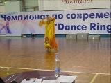 Беспалова Светлана - Нубия (Dance Ring 26.10.2012)